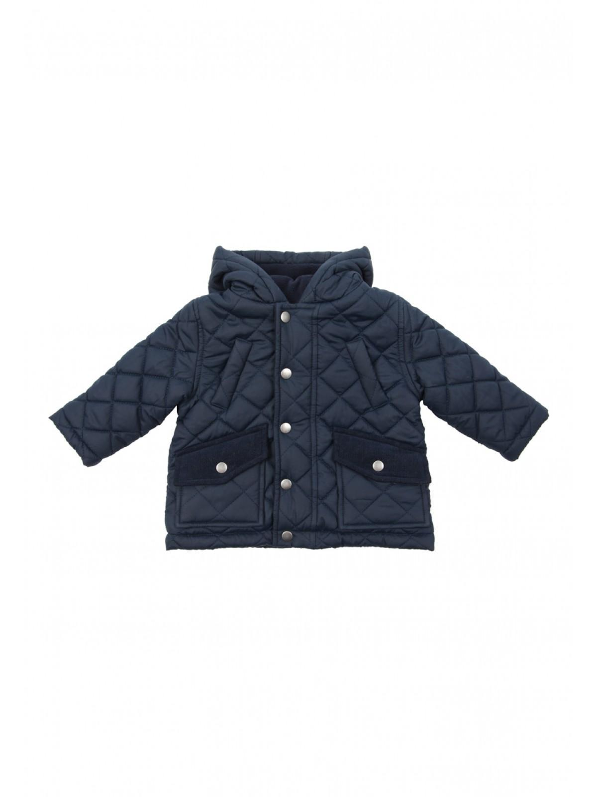 Boys aby Boys Quilted Jacket | Peacocks : baby quilted coat - Adamdwight.com