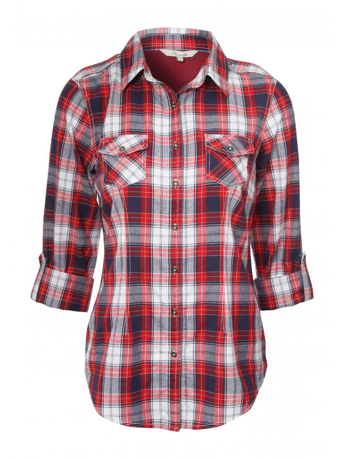 Womens Checked Shirt | Is Shirt