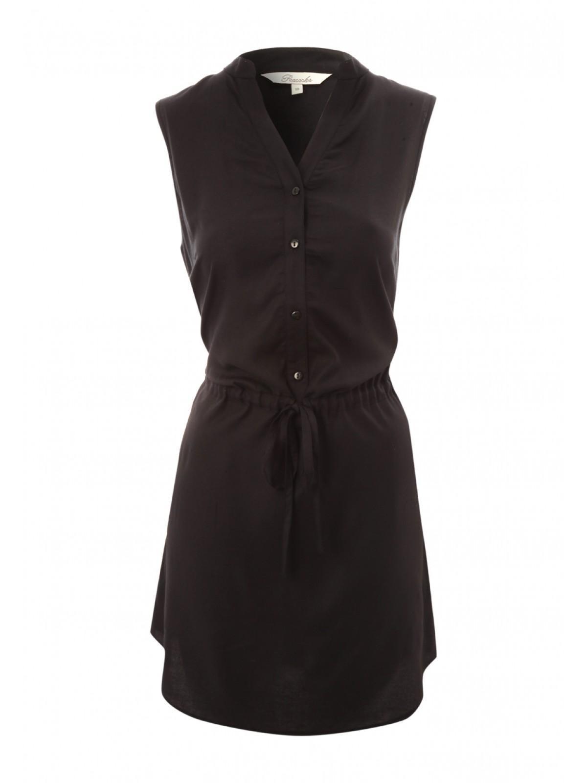 Plain Tunic Dress Women's Plain Viscose Tunic