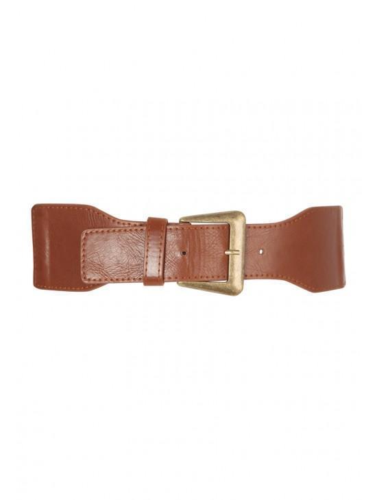 Womens Elasticated Waist Belt