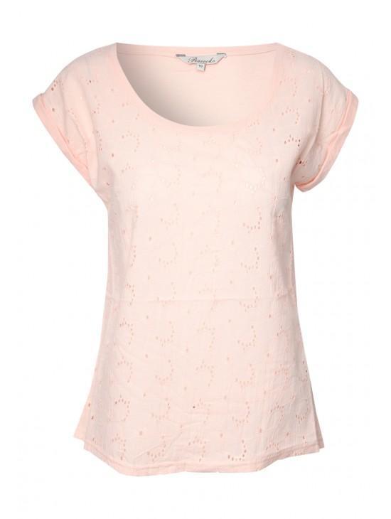 Womens Broiderie T-shirt