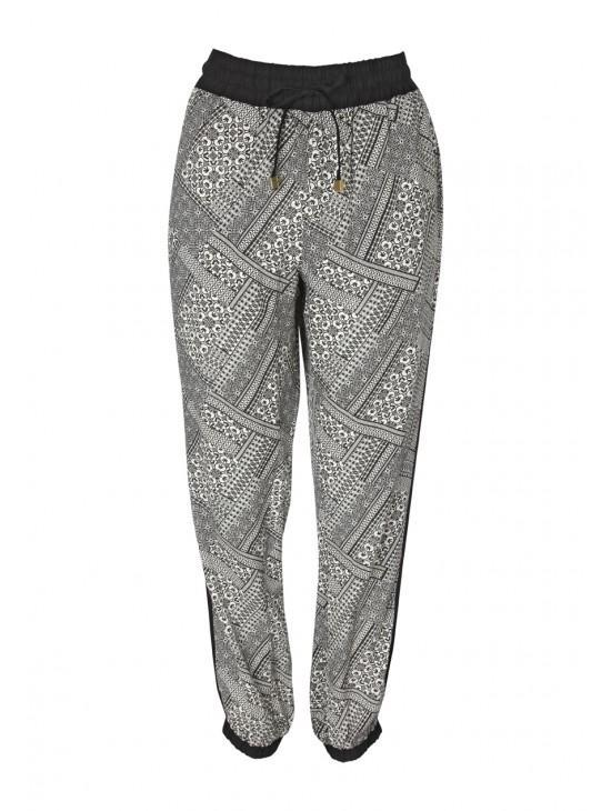 Womens Printed Trousers