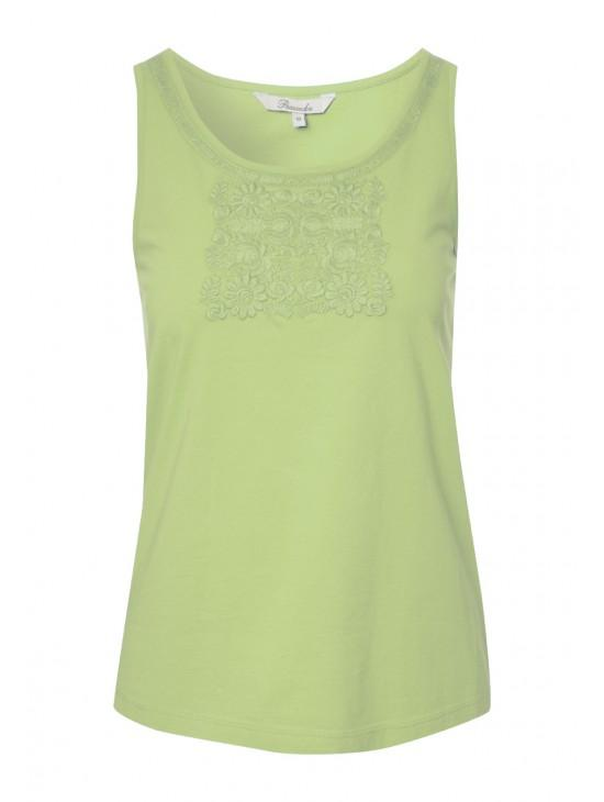 Womens Embroided Vest