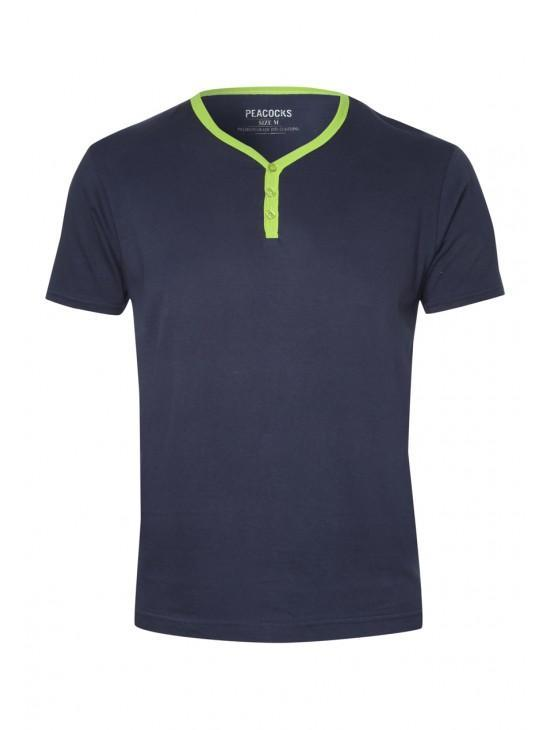 Mens Y-Neck T-Shirt