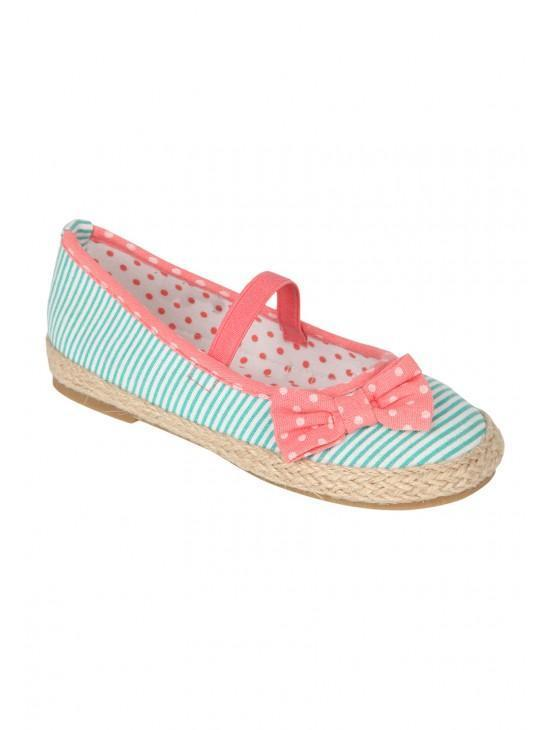 Younger Girls Espadrille