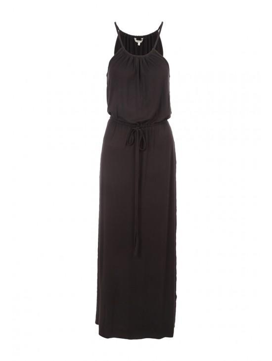Womens Strappy Maxi Dress