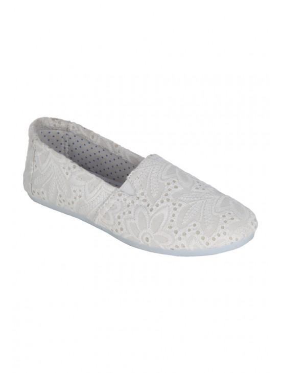 Older Girls Slipon Shoe