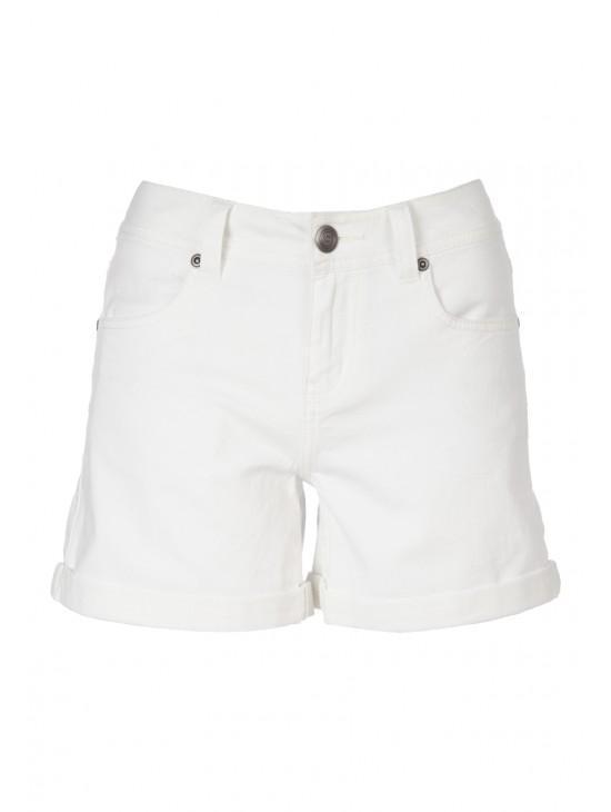Womens Turn Up Shorts
