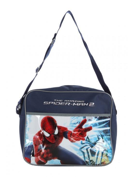 Boys Spiderman Messenger Bag