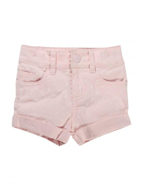 Younger Girls Polka Dot Shorts