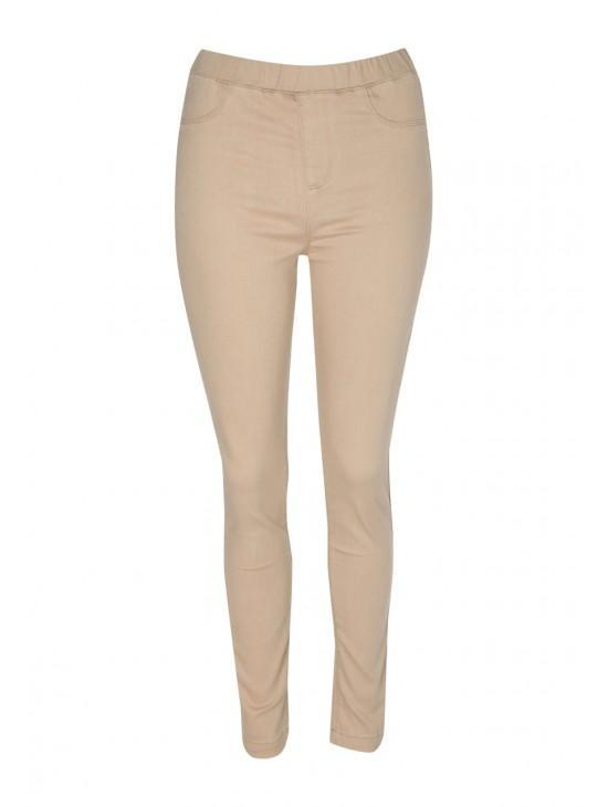 Womens Coloured Jegging
