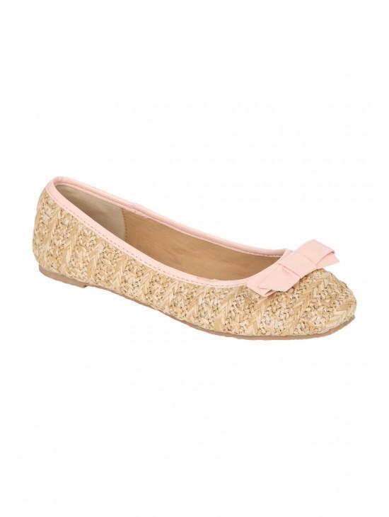 Women Raffia Shoe