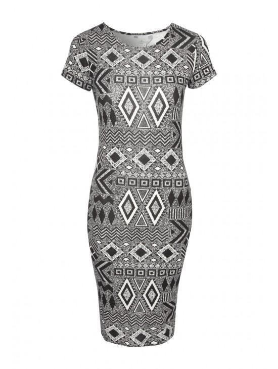 Womens Midi Dress