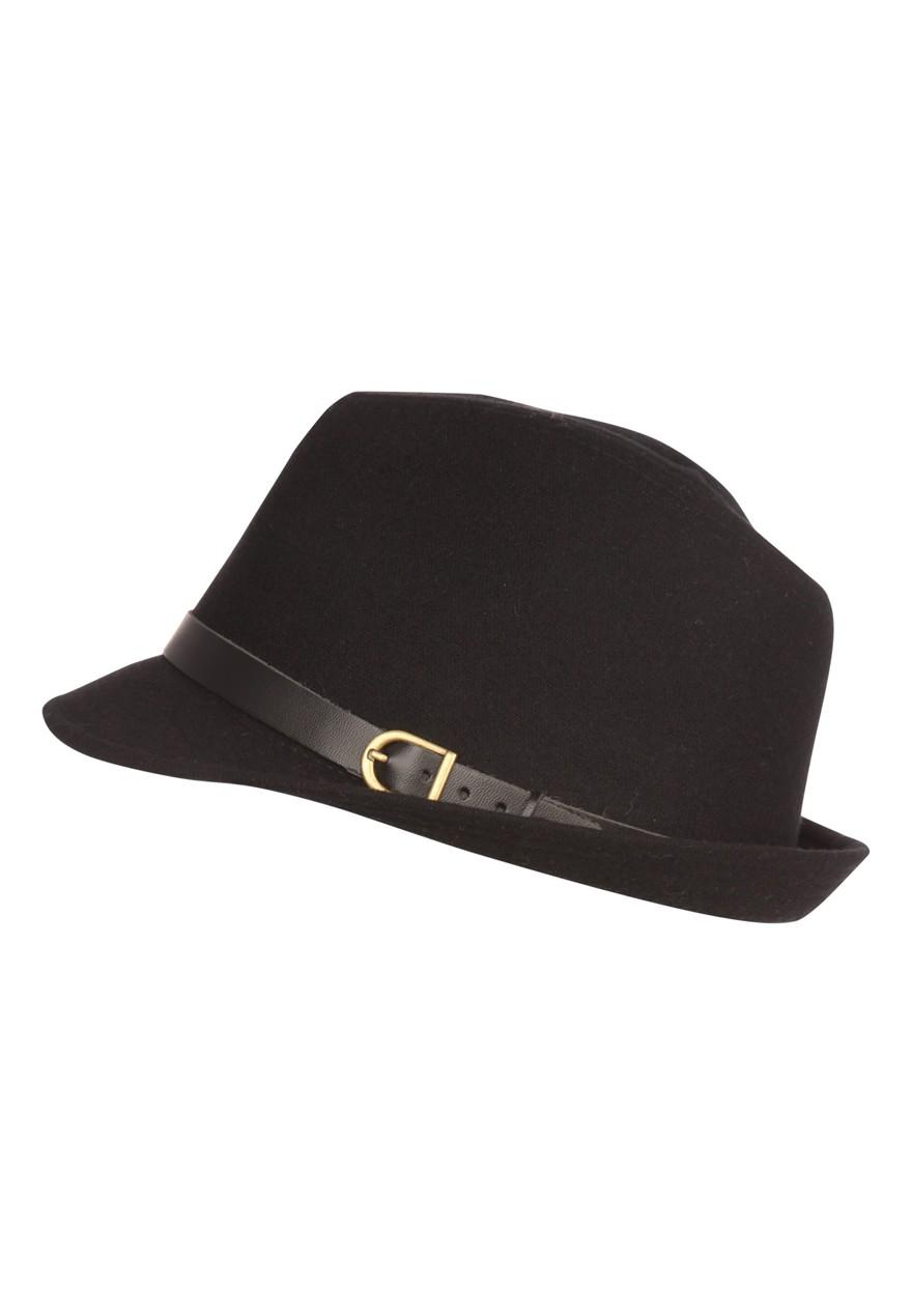 Womens Trilby Hat