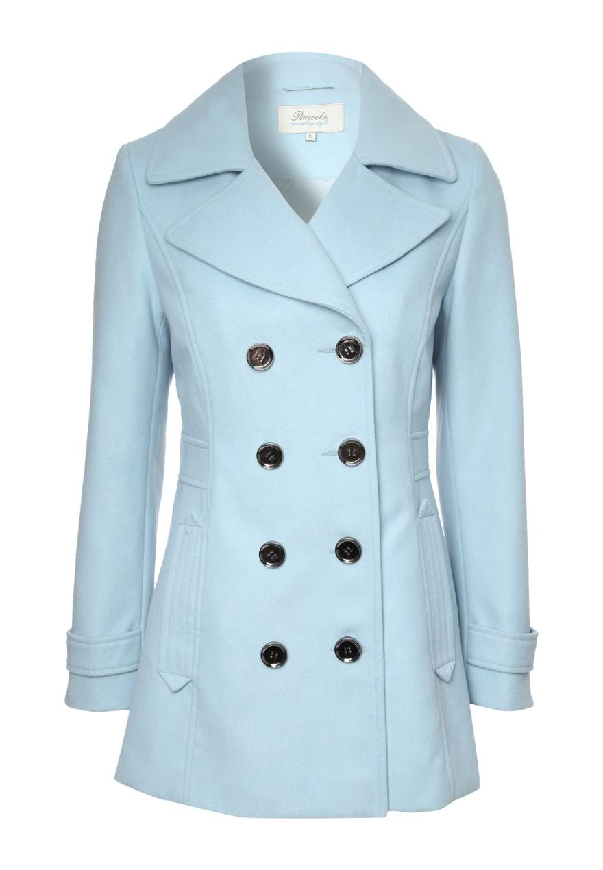 Find great deals on eBay for light blue pea coat. Shop with confidence.