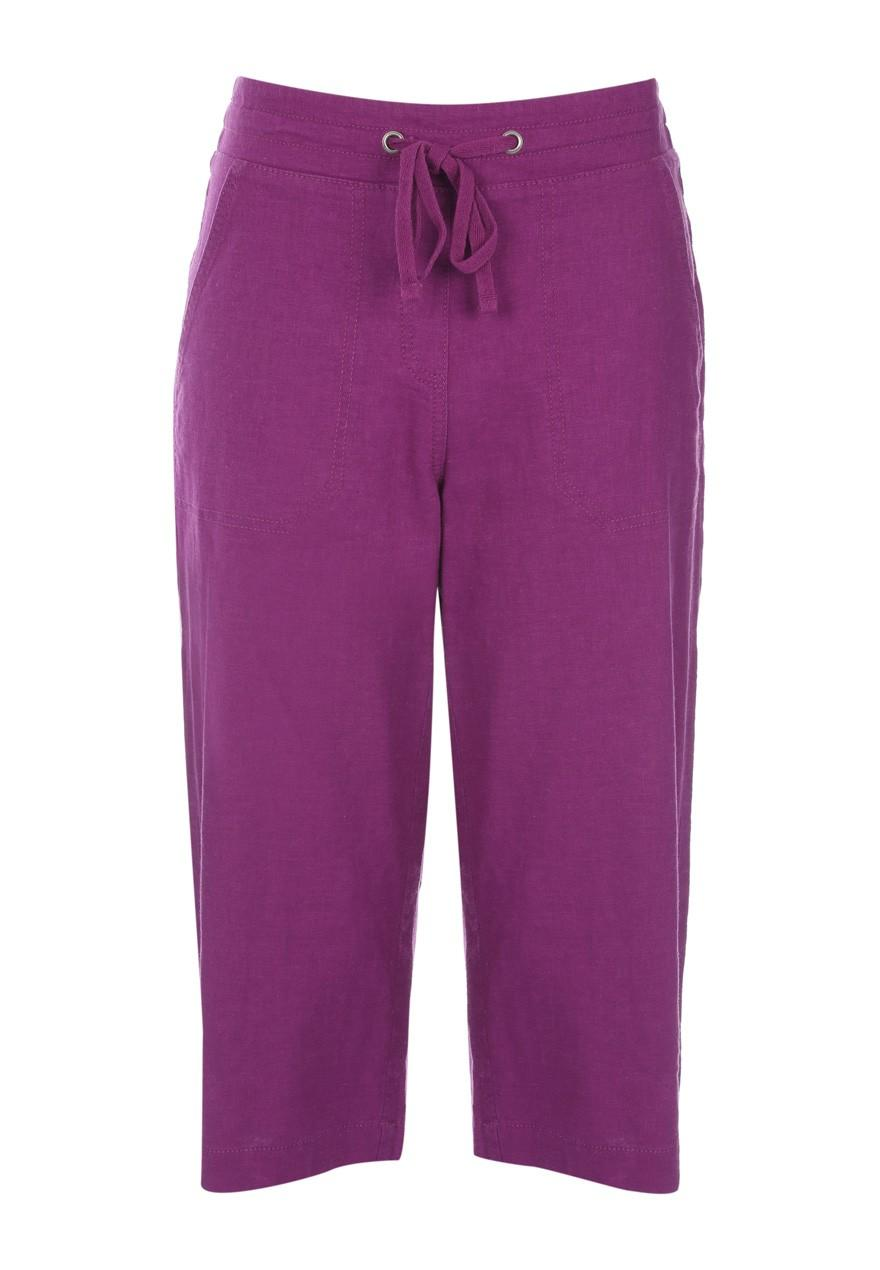 Find Cropped & capri from the Womens department at Debenhams. Shop a wide range of Trousers & leggings products and more at our online shop today. Light purple embroidered linen loose fit cropped trousers Save. Was £ Now £ Evans Neutral linen cropped trousers Save. Was £ .