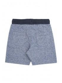 Younger Boys Dark Blue Grindle Shorts