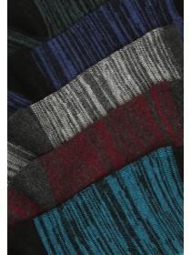 Boys Blue 5PK Design Socks
