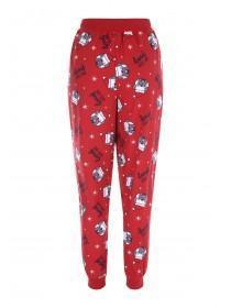 Womens Fleece Pyjama Pants