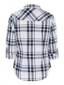 Womens Checked Shirt