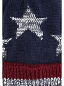 Older Boys Navy Star Hat