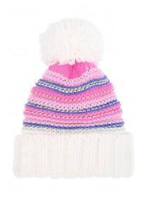 Younger Girls Pink Hat