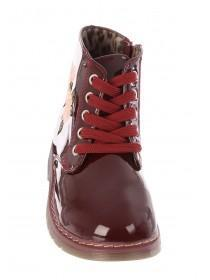 Younger Girls Cherry Red Boot
