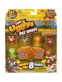 Kids The Ugglys Pet Shop Figurines