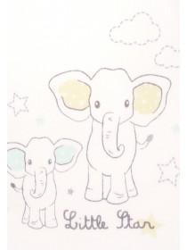 Baby 2pk Animal Bibs