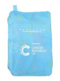 Blue Butterfly Cancer Research UK Bag For Life