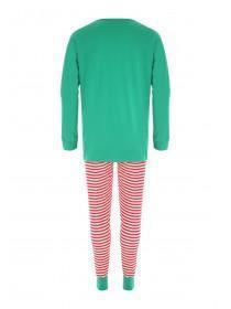 Mens Family Elf Pyjamas