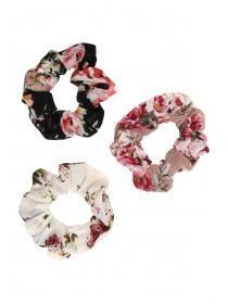 Womens Pink Scrunchie