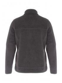 Mens Two Tone Quarter Zip Sweater