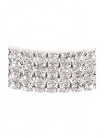 Womens Diamante Bracelet