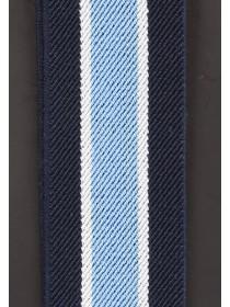 Mens Blue Stripe Braces