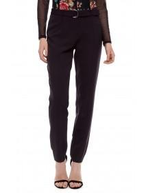 Jane Norman Black Skinny Cigarette Trousers