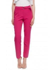 Jane Norman Hot Pink Skinny Cigarette Trousers