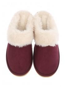 Womens Berry Mule Slippers