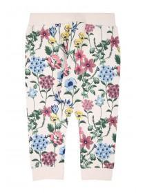 Baby Girls Floral Joggers