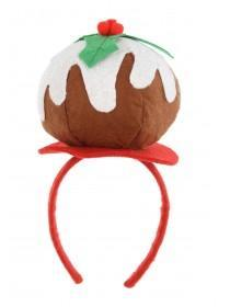 Xmas Pudding Headband