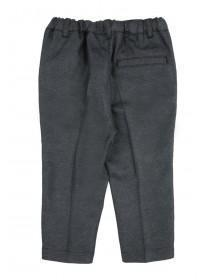 Baby Boys Grey Smart Trousers