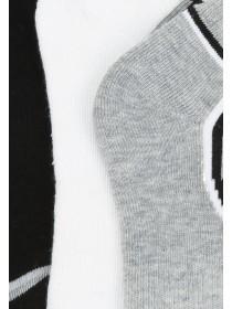 Mens 3pk Sports Socks