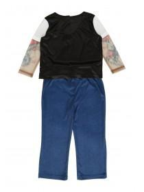Boys Biker Boy Dress Up Costume