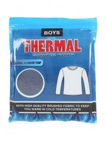 Boys Thermal Long Sleeve Top