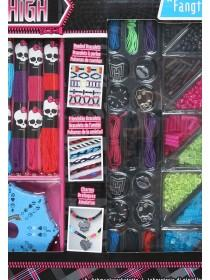 Girls Monster High Fangtastic Jewellery Workshop
