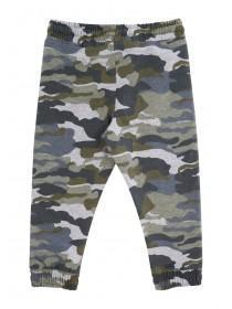 Younger Boys Camo Joggers