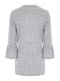 Womens Maternity Grey Jumper