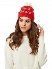 Jane Norman Let It Snow Hat