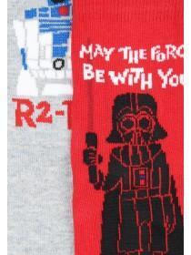 Boys 2pk Star Wars Socks