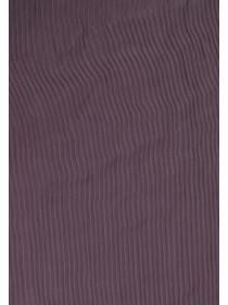 Womens Purple Pleated Pashmina Scarf